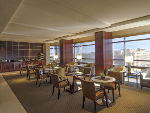 The Westin Baltimore Washington Airport - BWI - Executive Club Lounge