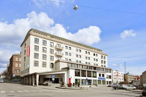 Thon Hotel Saga - Facade