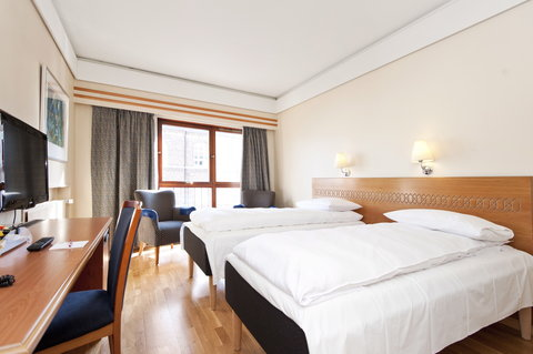 Thon Hotel Saga - Standard Room Twin