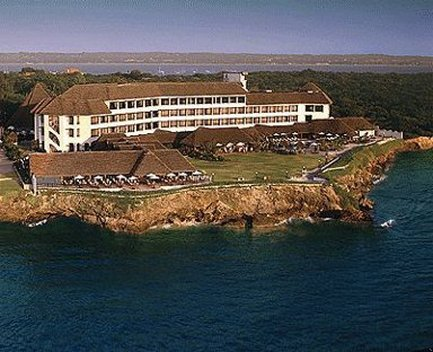 Sea Cliff Hotel - View from Ocean