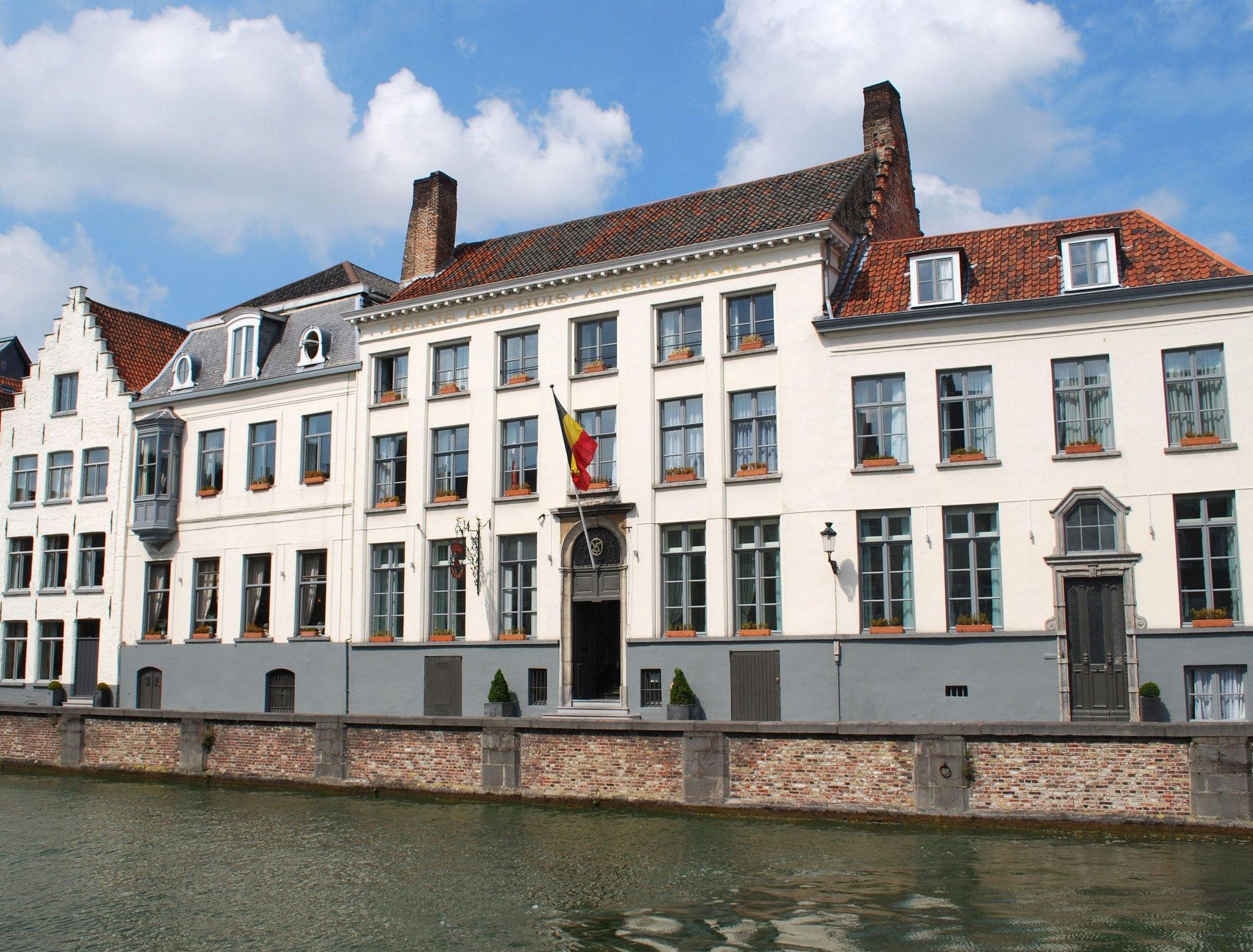 Martin's Relais Oud Huis Amsterdam