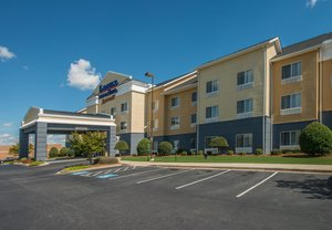 Exterior view - Fairfield Inn & Suites by Marriott Greenwood