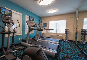 Fitness/ Exercise Room - Fairfield Inn & Suites by Marriott Greenwood