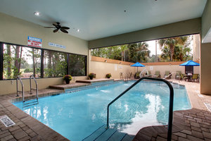 Pool - Holiday Inn Express Hotel & Suites Mayo Clinic Jacksonville