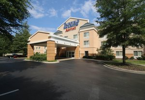 Exterior view - Fairfield Inn & Suites by Marriott Whiskey Road Aiken
