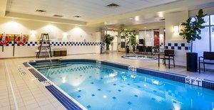 Pool - Hilton Garden Inn Niagara on the Lake