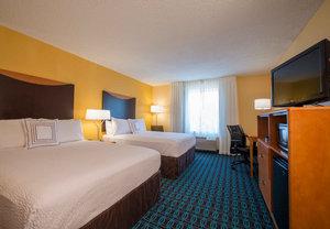 Room - Fairfield Inn & Suites by Marriott Greenwood