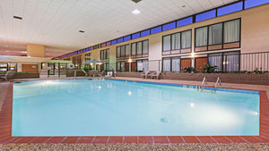 Pool - Holiday Inn Express Airport Little Rock