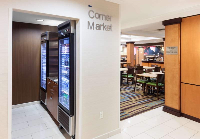 Fairfield Inn & Suites By Marriott Jacksonville Butler Boulevard