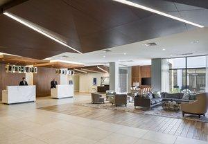 Lobby - Marriott Hotel North Charleston