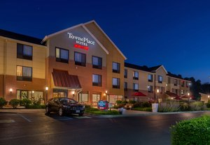 Exterior view - TownePlace Suites by Marriott Huntington