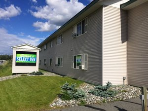Exterior view - Alaska's Select Inn Wasilla