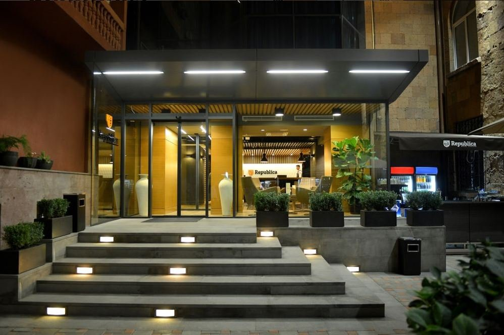Republica Hotel Yerevan First Class Yerevan Armenia Hotels Gds Reservation Codes Travel Weekly Asia