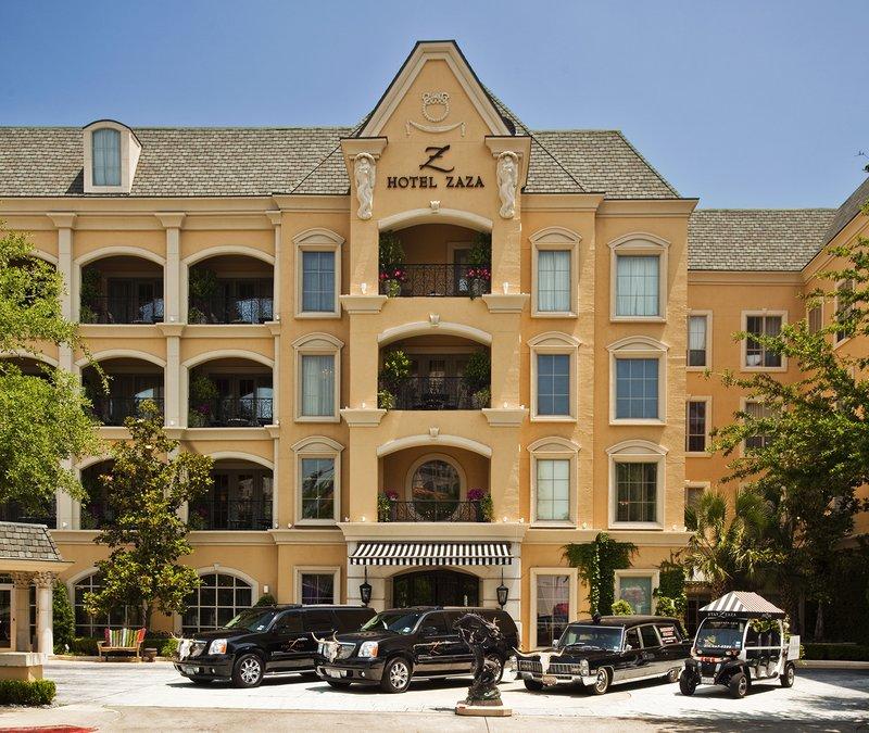 Hotel Zaza Room Service Menu