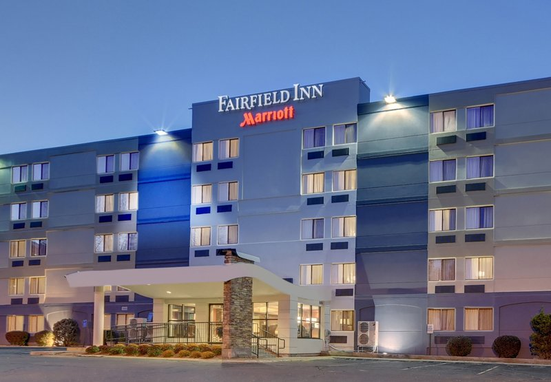 FAIRFIELD INN TEWKSBU MARRIOTT
