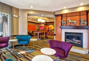 Lobby - Fairfield Inn & Suites by Marriott McAllen