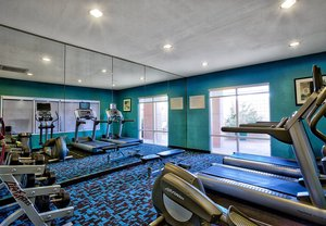 Fitness/ Exercise Room - Fairfield Inn & Suites by Marriott McAllen
