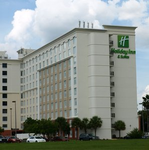 Exterior view - Holiday Inn Hotel & Suites Universal Studios Orlando