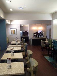 Restaurant - Holiday Inn Express East I-85 Montgomery