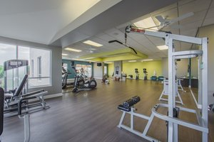 Fitness/ Exercise Room - Holiday Inn Club Vacations Cape Canaveral