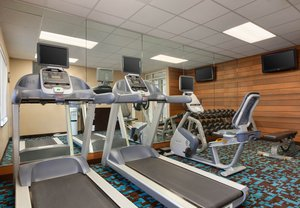 Fitness/ Exercise Room - Fairfield Inn & Suites by Marriott Smithfield