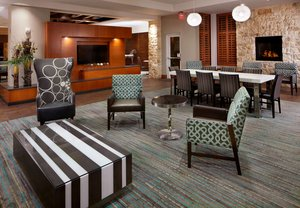 Lobby - Residence Inn by Marriott at the Rim San Antonio