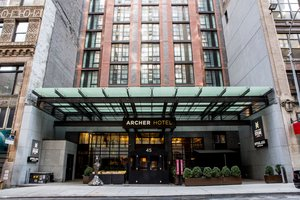 Exterior view - Archer Hotel New York