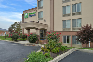 Exterior view - Holiday Inn Express Mechanicsburg