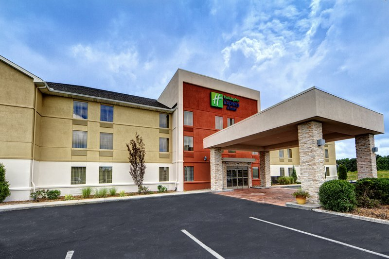 HOLIDAY INN EXP STES CROSSVLLE