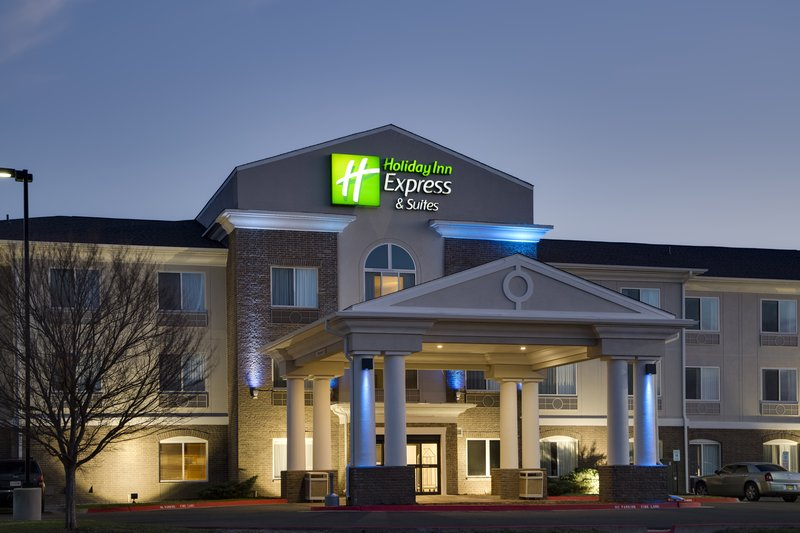 HOLIDAY INN EXP STES BETHANY