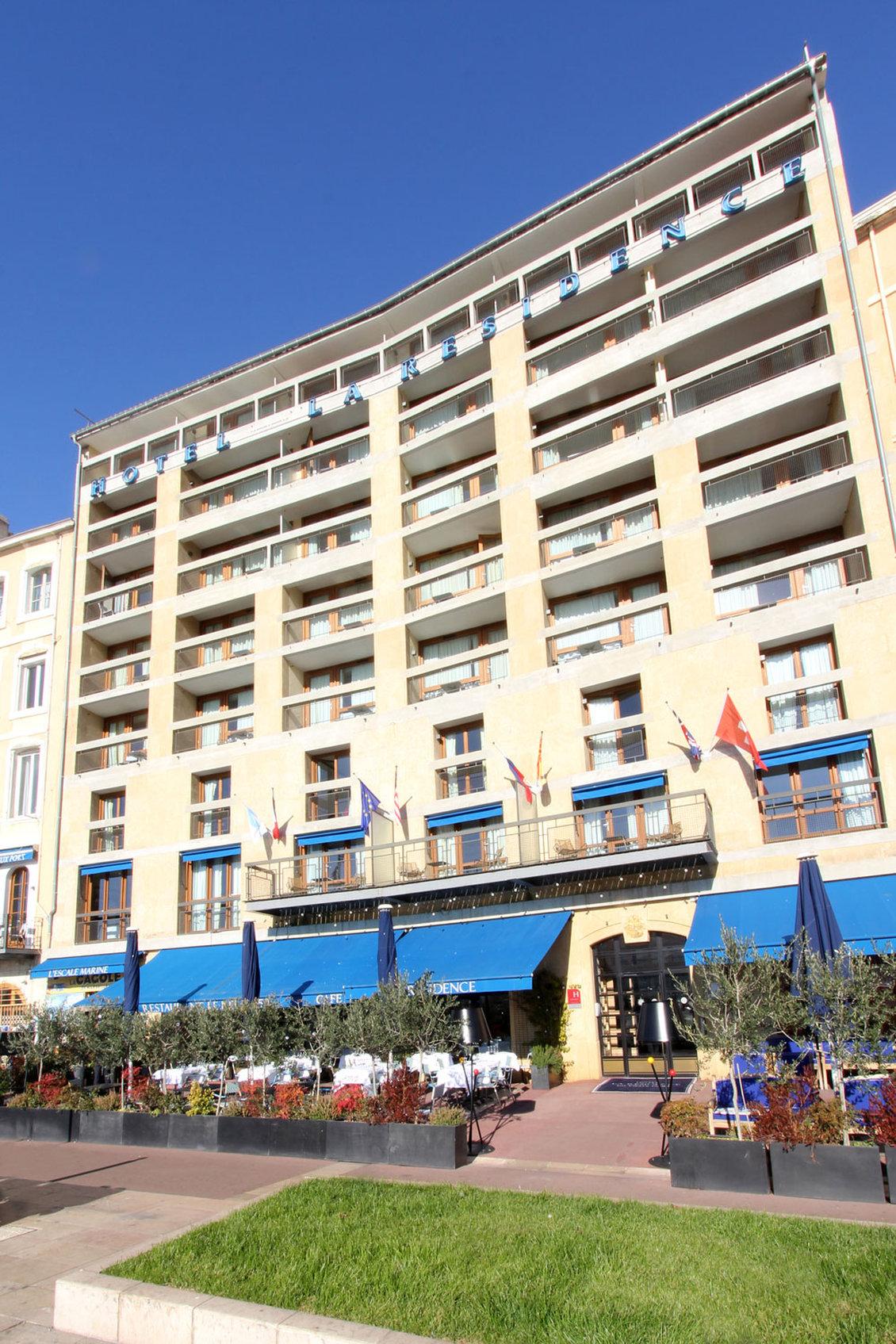 La Residence du-Vieux-Port Hotel