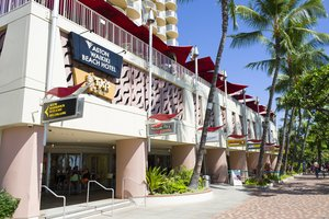 Restaurant - Aston Waikiki Beach Hotel Honolulu