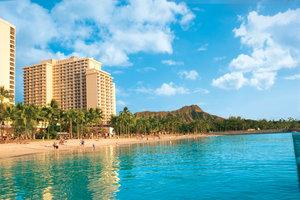 Exterior view - Aston Waikiki Beach Hotel Honolulu