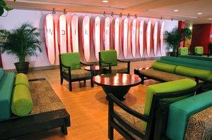 Lobby - Aston Waikiki Beach Hotel Honolulu