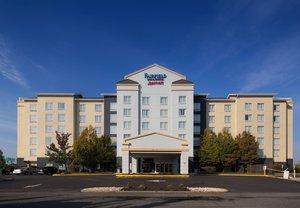 Exterior view - Fairfield Inn & Suites by Marriott Airport Newark
