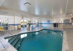 Fitness/ Exercise Room - Fairfield Inn & Suites by Marriott Airport Newark