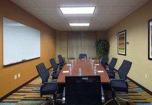 Meeting Facilities - Fairfield Inn & Suites by Marriott Airport Newark