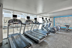 Fitness/ Exercise Room - Crowne Plaza Hotel Southern Hills Tulsa