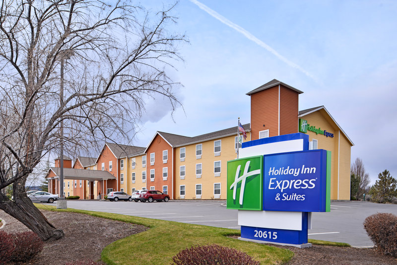 HOLIDAY INN EXP STES BEND
