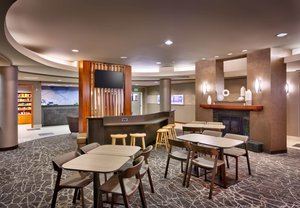 Restaurant - SpringHill Suites by Marriott Lehi