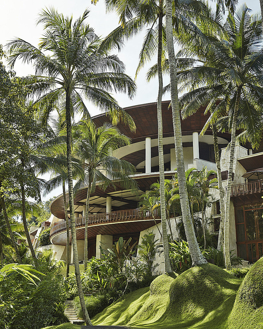 Four Seasons Resort Bali At Sayan Deluxe Ubud Indonesia Hotels Gds Reservation Codes Travel Weekly