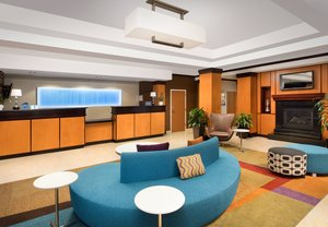 Lobby - Fairfield Inn & Suites by Marriott New York Avenue DC