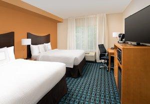 Room - Fairfield Inn & Suites by Marriott New York Avenue DC