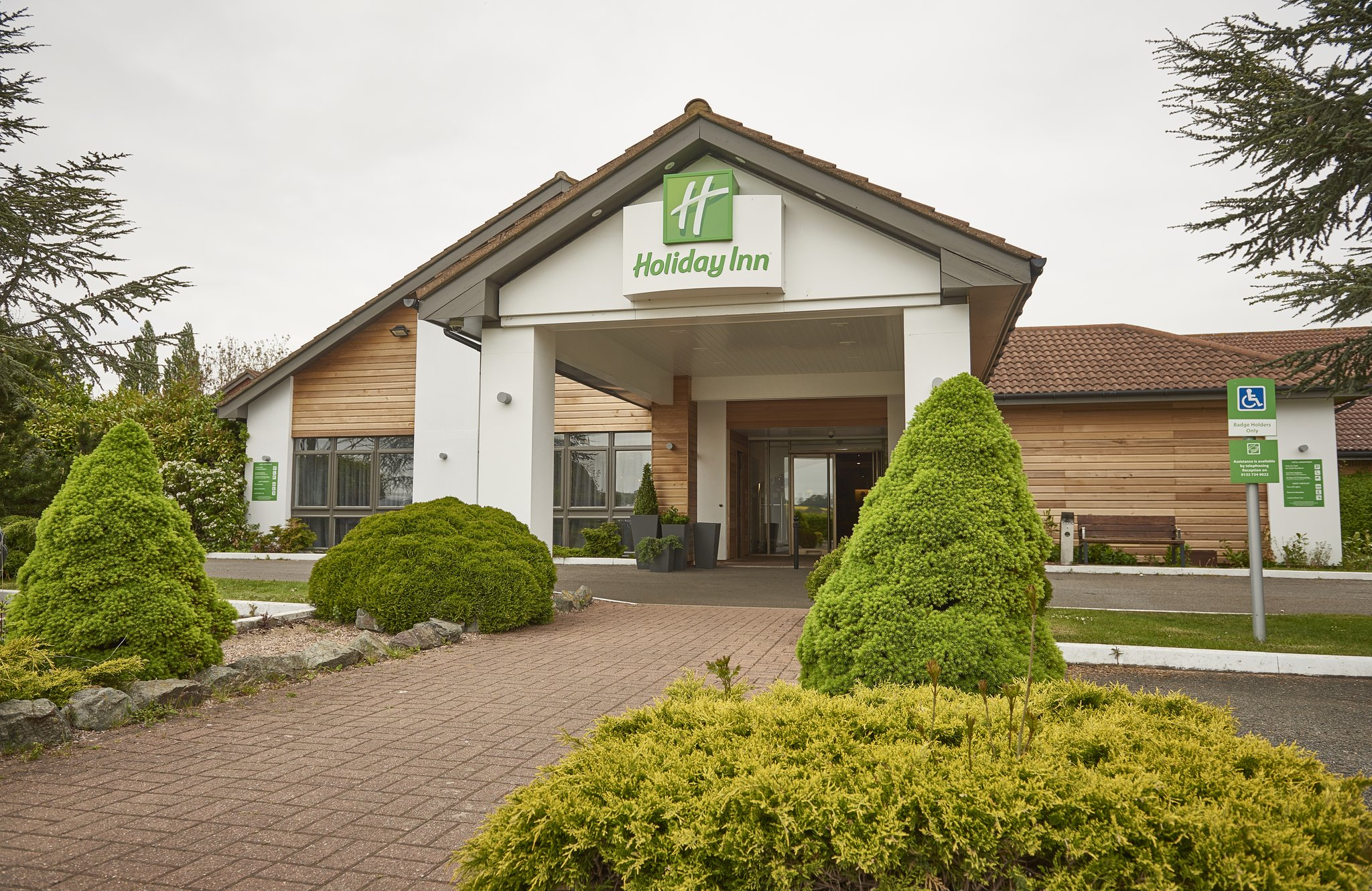 Holiday Inn Northampton West M1, J16