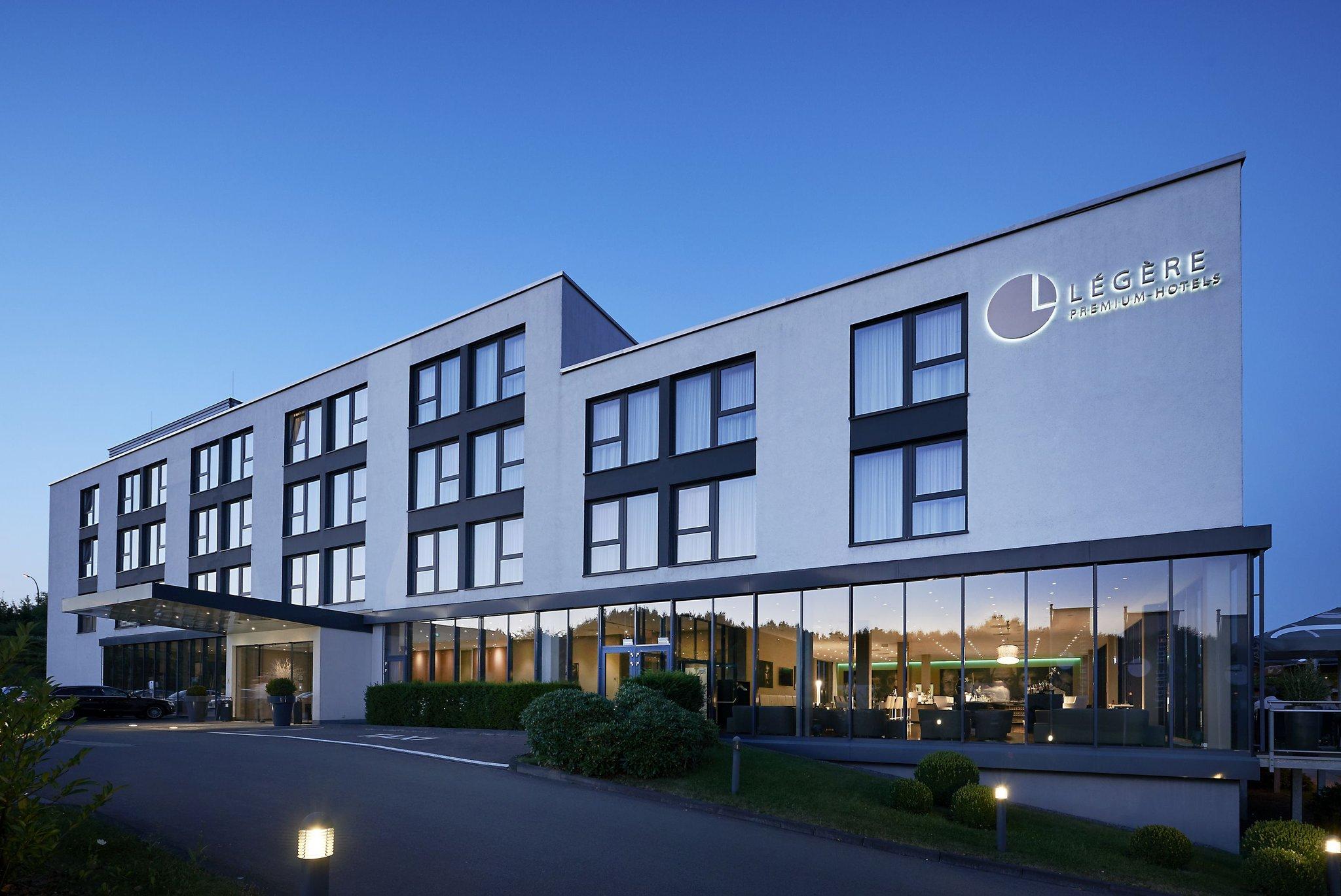 Legere Premium Hotel Luxembourg