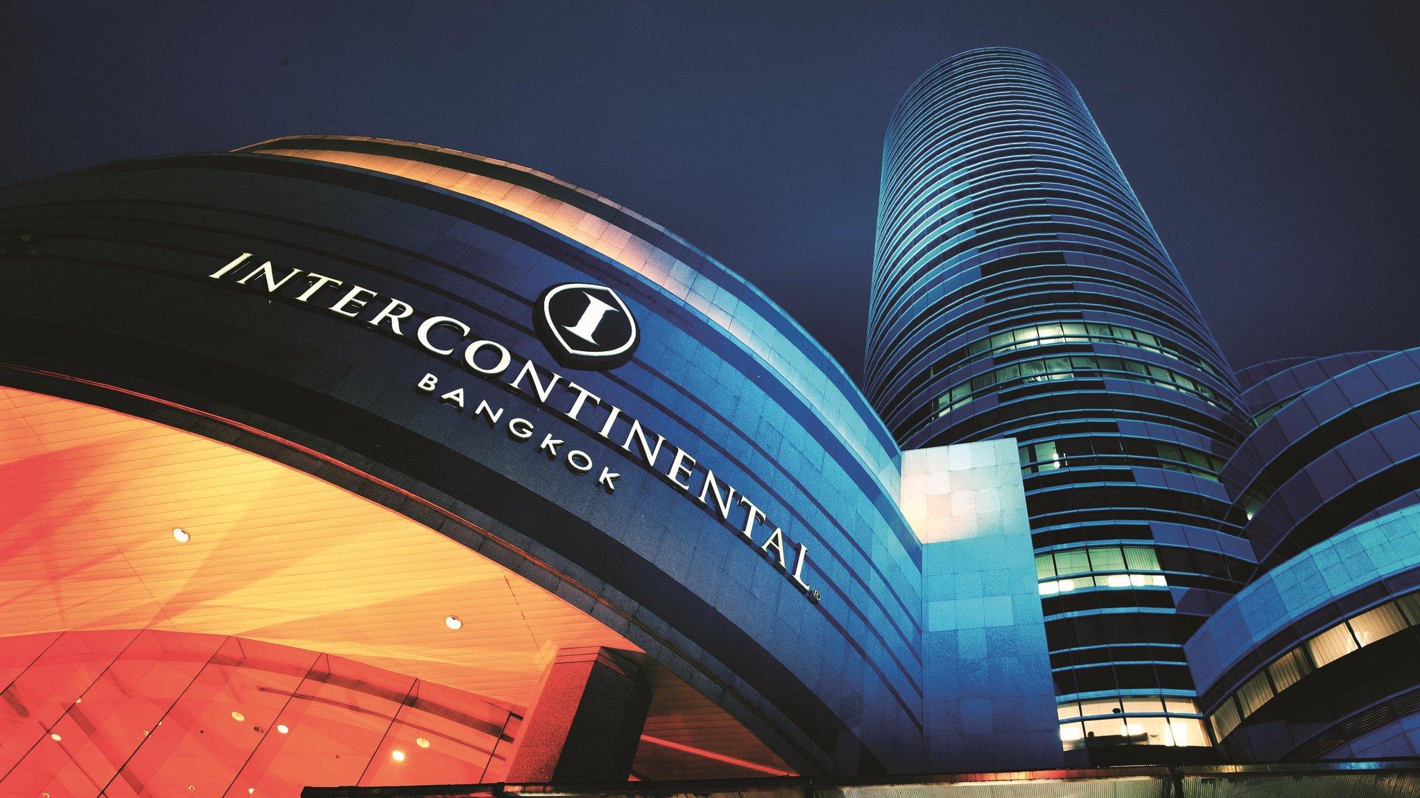 InterContinental Bangkok- Deluxe Bangkok, Thailand Hotels- GDS Reservation Codes