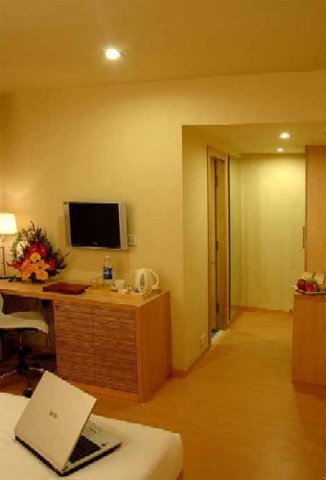 Mapple Express Hotel - Guest Room