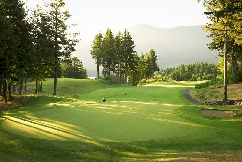 Skamania Lodge Golf Course - Stevenson, WA