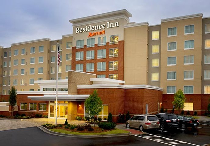 RESIDENCE INN BLACKSB MARRIOTT