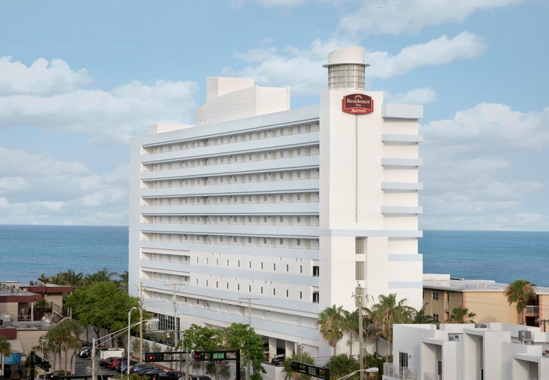 RESIDENCE INN POMPANO MARRIOTT